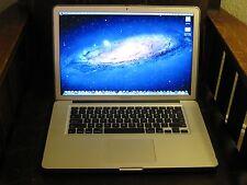 "15"" Apple Macbook Pro 2.6 GHz i7 Quad Core + 16 GB RAM +Hi-Res Anti-Glare Screen"