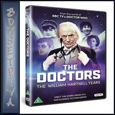 THE DOCTORS - THE WILLIAM HARTNELL YEARS - DOCTOR WHO  *BRAND NEW DVD***