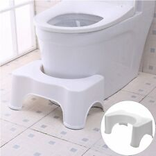 Squatty Potty Bathroom Toilet Stool Step Footstool Constipation Piles Relief Aid