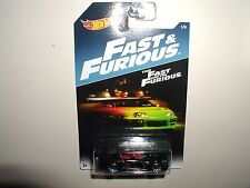 hotwheels 2017 FAST & FURIOUS HONDA S2000 BLACK WALMART EXCLUSIVE  NEW