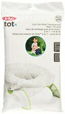NEW OXO Tot 2 in 1 Go Potty Refill Bags 30 Count FREE SHIPPING