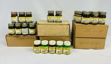 Duncan Paint Stain Bisq-Stain Translucent Oil Based - HUGE Mixed Lot 92 bottles