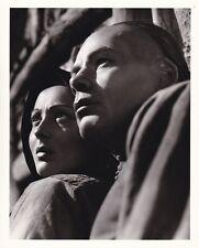 LUISE RAINER PAUL MUNI Vintage 1937 THE GOOD EARTH MGM Grimes DBW Portrait Photo