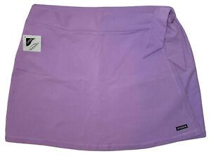 ATHLETA Skort Lilac Purple Size L NEW!