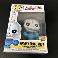Funko Pop! Animation: Scooby-Doo Spooky Space Kook #628 50th Anniversary