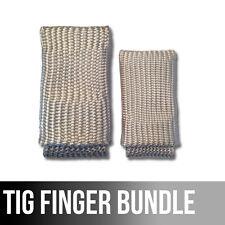 The Original Tig Finger & XL Bundle Weld Monger Welding Glove Heat Shield Cover