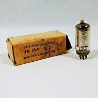 GE Electron Vacuum Tube JG 1L4 TV Radio Repair Tested Vintage