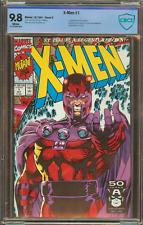 X-Men #1 (CBCS 9.8 WHITE) 1991 Jim Lee, Cover 1D, D 1st Acolytes