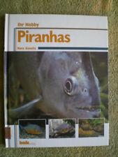 Piranhas - Piranhaaquarium Arten Fische Futter Verhalten Piranhazucht