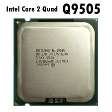 Intel Core 2 Quad Q9505 2.8 GHz Quad-Core CPU Processor 6M 95W 1333 LGA 775 RL02