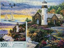 "PERFECT DAWN - 300 LARGE PIECE PUZZLE - BITS & PIECES - SIZE 18"" X 24"""