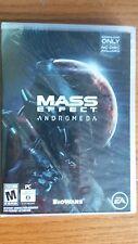Mass Effect: Andromeda (PC, 2017)