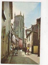 High Street Cromer Norfolk 1967 Postcard 790a