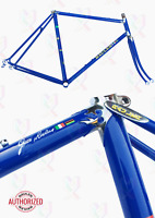 RAULER RECLUS GOZZI Telaio Su Misura Bicicletta Acciaio Bike Cycle Steel