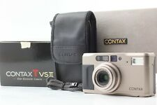 【MINT in BOX】 Contax TVS II Vario Sonnar 28-56mm f/3.5-6.5 from Japan #612