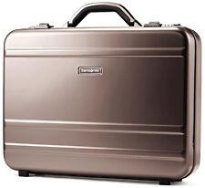 Samsonite Delegate 3.1 Polycarbonate Laptop Attache Case Briefcase - Gunmet