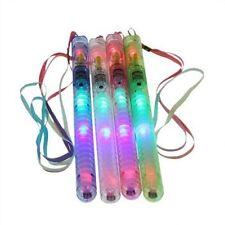 30 Pcs Assort Color Flashing LED Light Glow Wand Stick Wholesale Party Supply
