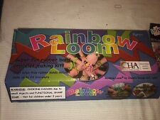 Rainbow Loom With Rubber Bands Kit
