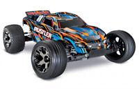 Traxxas Rustler VXL 2WD 1/10 RTR TQi TSM OrangeX w/o Batt/Charger