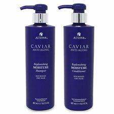 Alterna CAVIAR Replenishing Moisture Shampoo & Conditioner Set16.5Oz