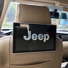 Android Headrest Monitor For Jeep Grand Cherokee Rear Seat Entertainment System