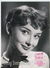 Audrey Hepburn The Early Years Promo Card PR1