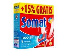 Somat lavavajillas detergente 30 5 (35 pastillas)