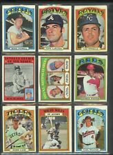 1972 Topps Assorted  LOT of 659   lot B