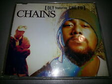 DLT feat. CHE FU - Chains  (Maxi-CD)