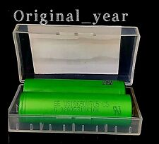 2 Sony VTC5 18650 2600mAh 30A 3.6V High Drain Rechargeable Battery Free Case