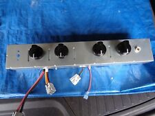 """switch assembly w/ knobs for Ge Jp3030Dj3Bb 30"""" Black Electric Smoothtop"""