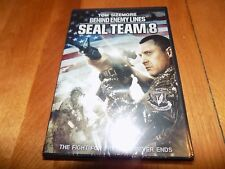 SEAL TEAM 8 BEHIND ENEMY LINES Tom Sizemore SEALS War Drama DVD SEALED NEW