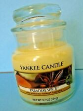 Yankee Candle Paradise Spice 3.7 Oz. Small Jar Food & Spice Collection