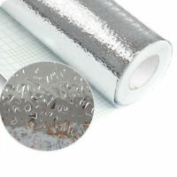 Self-adhesive Aluminum Foil Heat Resisting Waterproof Oil-proof Kitchen Sticker