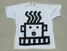 Vintage Jim Cummins - Blockheads T-Shirt from late 70's early 80's, size XL