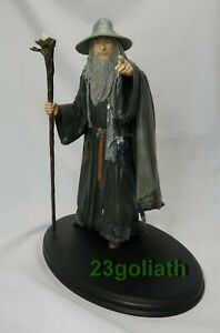 Gandalf The Grey Statue / Sideshow Weta / Lord Of The Rings - Herr der Ringe