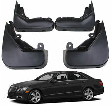 OEM Splash Guards Mud Guards Flaps For 08-2013 Mercedes Benz E Class Sedan W212