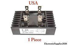 100A Amp 1200V Volt Diode Bridge Rectifier Metal - USA 1 Piece