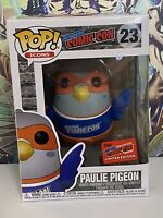 Funko Pop! #54 Paulie Pigeon Official NYCC 2020 CON STICKER (in Hand)