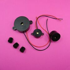 Active Sound Sensor Piezo Buzzer Sounder Elements Alarm Beep Beeper
