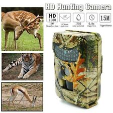 12MP 1080P Hunting Trail Camera Video Wildlife Scouting IR Night Vision Cam bs