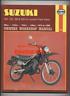 NEW Suzuki TS250ER (79-89) Haynes Repair Manual Book TS 250 185 125 100 ER BL30