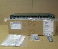 NEW Cisco Catalyst WS-C2960S-48LPD-L 48 x Gigabit Port PoE 2x10G Ethernet Switch