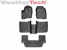 WeatherTech FloorLiner Floor Mat for Ford Flex - 2011-2017 - Black