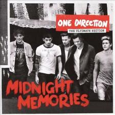 ONE DIRECTION (UK) - MIDNIGHT MEMORIES NEW CD