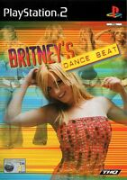 Britney's Dance Beat PS2 (Playstation 2) - Free Postage - UK Seller