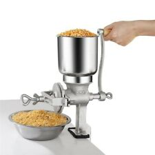 Grain Grinder Manual Machines Malt Crusher Brewing Tools Household Kitchen Wares
