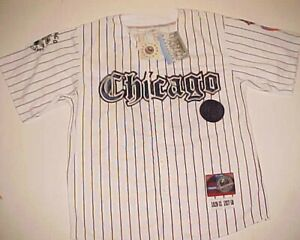 PNLPA #19 Chicago American Giants Negro Leagues 1920-31 Throwback Jersey XL New