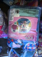 Lol Surprise Doll Reversible Comforter, Pillow and Sham Set Twin Full 2 pc New