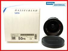 Hasselblad/Carl Zeiss T * F Distagon 50mm/2,8/50/2,8 Nero Rivenditore